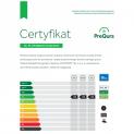 """02.09.2019 Certyfikat jakości ciepła dla Miejskiego Zakładu Energetyki Cieplnej """"EKOTERM"""""""